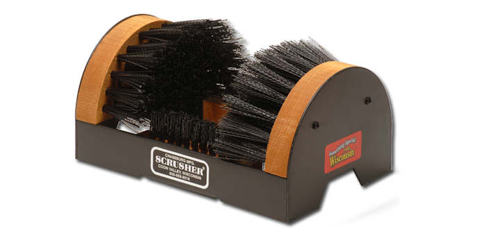 Boot and Shoe Cleaner Brush